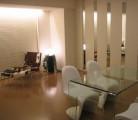 芝浦高層マンションの一室
